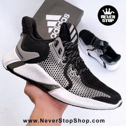 Adidas Alphabounce Instinct M Black White