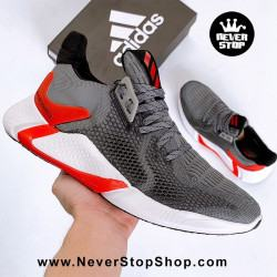 Adidas Alphabounce Instinct M Grey Red