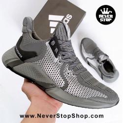 Adidas Alphabounce Instinct M Grey White