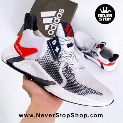 Adidas Alphabounce Instinct M White Blue Red
