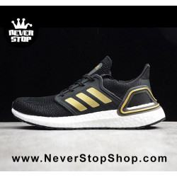 Adidas Ultra Boost 20 Black Gold