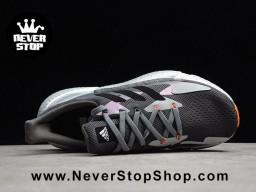 Giày thể thao Adidas X9000L4 Boost Cam Xám nam nữ hàng chuẩn sfake replica 1:1 real chính hãng giá rẻ tốt nhất HCM Quận 3