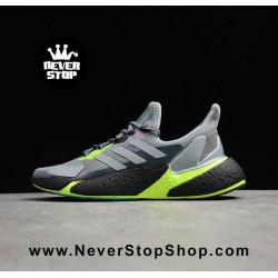 Adidas X9000L4 Boost Neon Black Grey