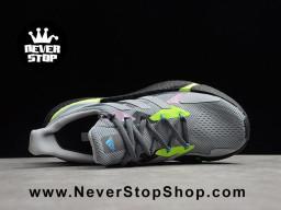 Giày thể thao Adidas X9000L4 Boost Xanh Xám nam nữ hàng chuẩn sfake replica 1:1 real chính hãng giá rẻ tốt nhất HCM Quận 3