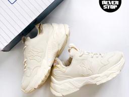 Giày MLB Big Ball Chunky Yankees gót vàng Korea nam nữ hàng chuẩn sfake replica 1:1 real chính hãng giá rẻ tốt nhất tại NeverStopShop.com HCM