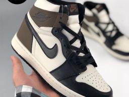 Giày Nike Jordan 1 High Dark Mocha nam nữ hàng chuẩn sfake replica 1:1 real chính hãng giá rẻ tốt nhất tại NeverStopShop.com HCM