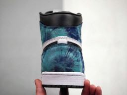 Giày Nike Jordan 1 High Tie Dye nam nữ hàng chuẩn sfake replica 1:1 real chính hãng giá rẻ tốt nhất tại NeverStopShop.com HCM