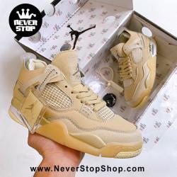 Nike Jordan 4 Off White Cream Sail