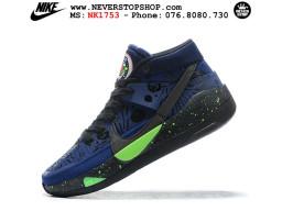 Giày Nike KD 13 Xanh Neon hàng chuẩn sfake replica 1:1 real chính hãng giá rẻ tốt nhất tại NeverStopShop.com HCM