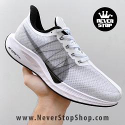 Nike Air Zoom Pegasus 35 Turbo White Black