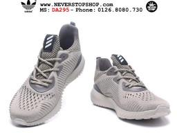 Giày Adidas Alphabounce EM Tan nam nữ hàng chuẩn sfake replica 1:1 real chính hãng giá rẻ tốt nhất tại NeverStopShop.com HCM