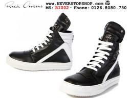 Giày Rick Owens Chrome Hearts BW nam nữ hàng chuẩn sfake replica 1:1 real chính hãng giá rẻ tốt nhất tại NeverStopShop.com HCM