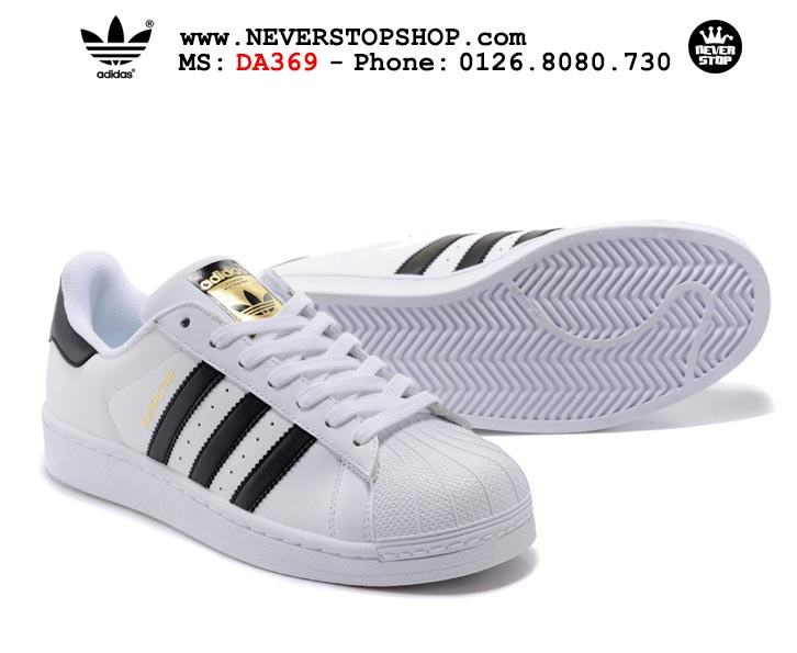 Giày Adidas Superstar nam nữ sfake replica giá rẻ tốt nhất HCM