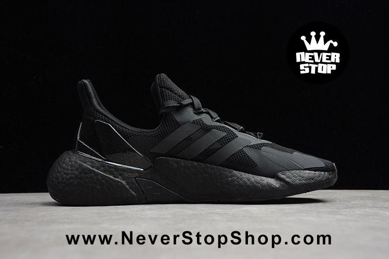 Giày Adidas X9000L4 Boost Đen mẫu mới full size nam nữ cổ thấp hàng sfake replica giá rẻ HCM