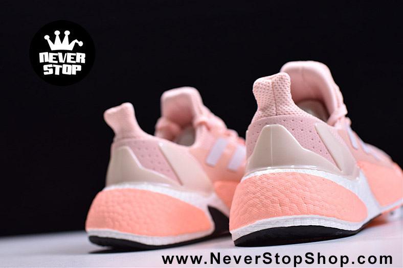 Giày Adidas X9000L4 Boost Hồng mẫu mới full size nam nữ cổ thấp hàng sfake replica giá rẻ HCM