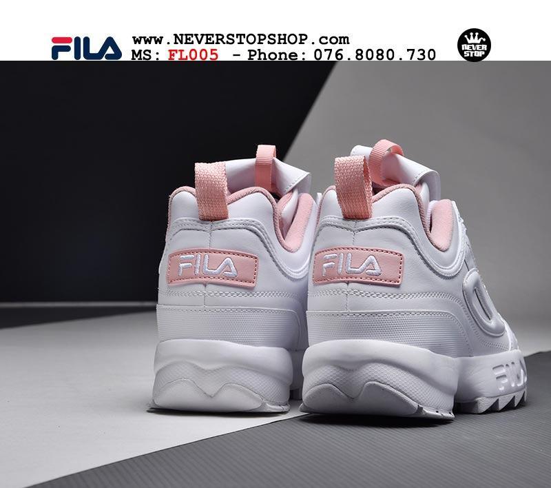 Giày Fila Disruptor 2 nam nu hàng đẹp replica super fake giá rẻ HCM