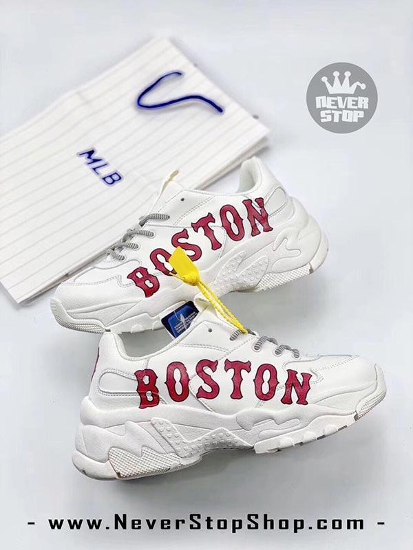 Giày MLB Yankees Boston korea hàn quốc nam nữ sfake replica chính hãng giá rẻ HCM