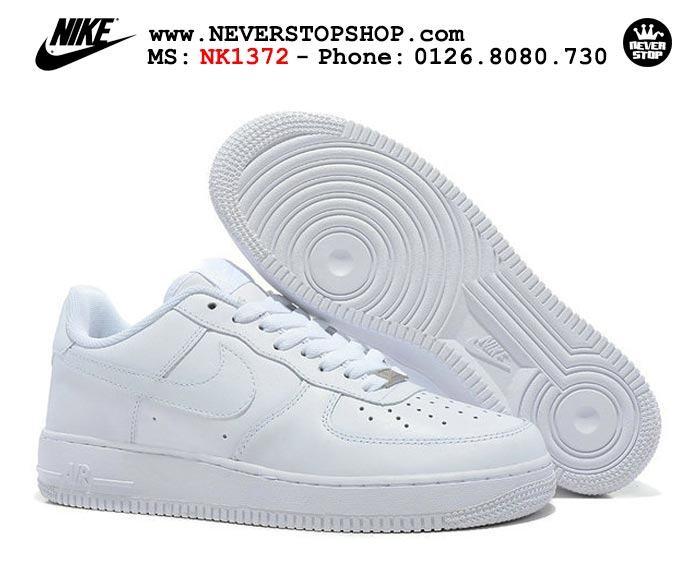 Giày Nike Air Force 1 Low nam nữ sfake replica hàng đẹp chất lượng cao giá rẻ nhất HCM