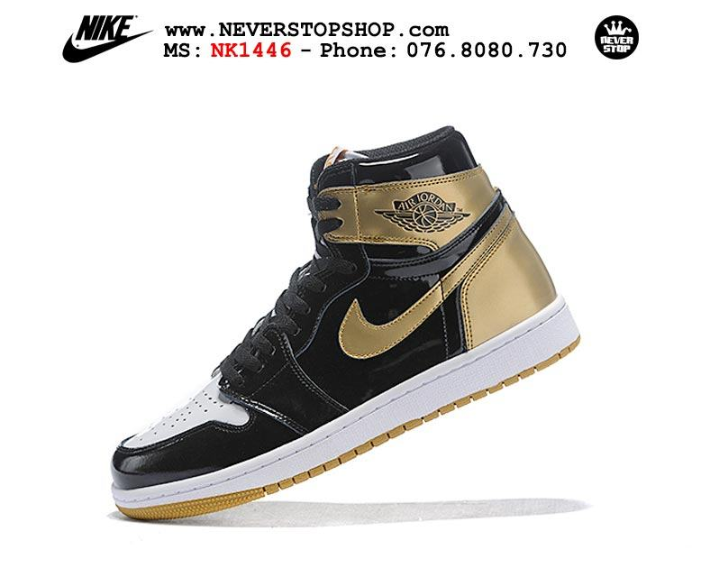Giày Nike Jordan 1 Gold Top Three sfake replica giá rẻ HCM