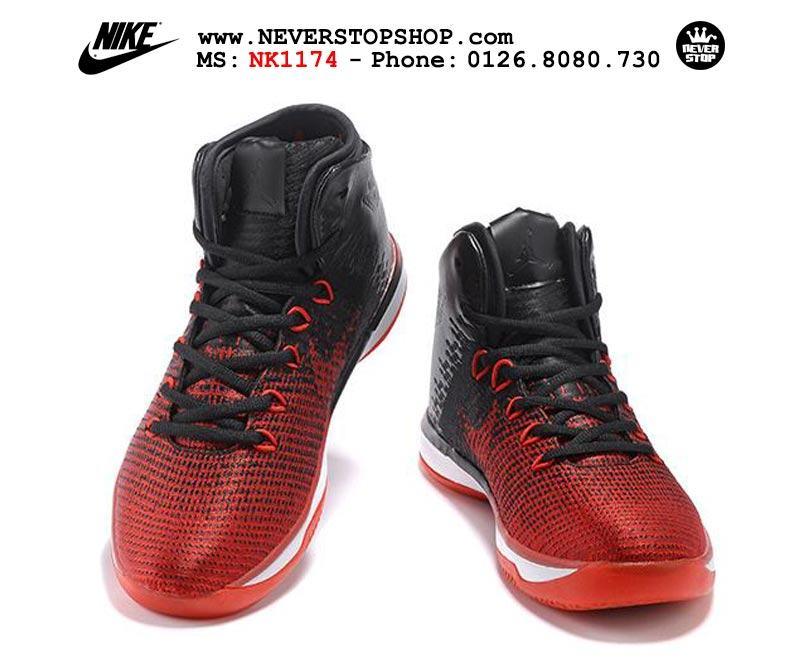 Giày thể thao Nike Jordan 31 sfake replica hàng đẹp chất lượng cao giá rẻ nhất HCM