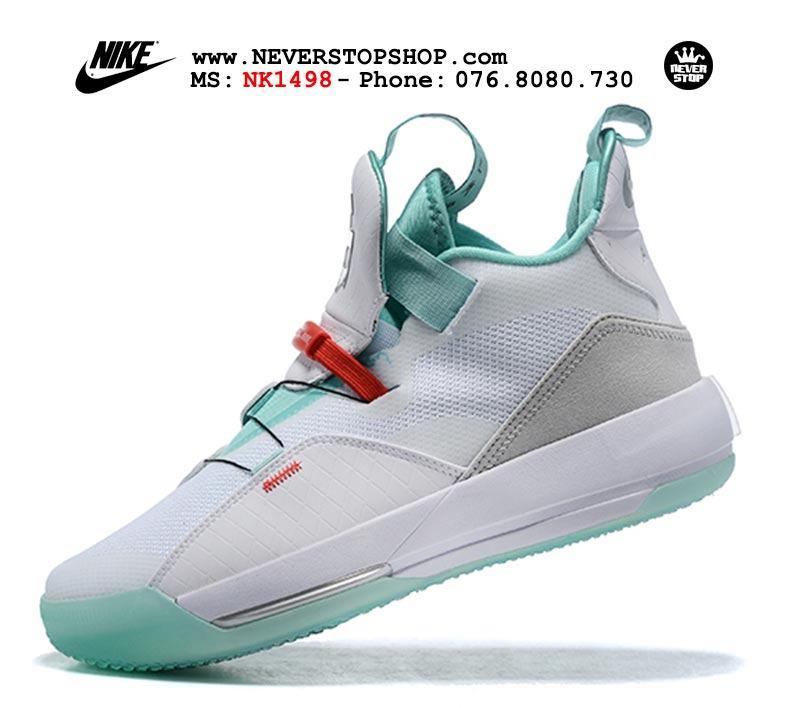 Giày bóng rổ Nike Jordan 33 hàng đẹp replica super fake giá rẻ HCM