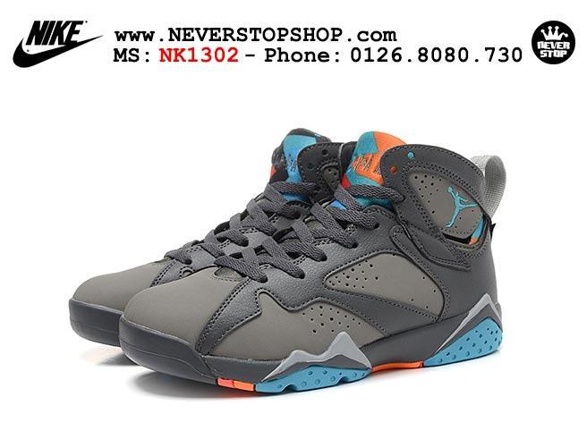 Giày Nike Jordan 7 nam nữ sfake replica hàng đẹp chất lượng cao giá rẻ nhất HCM