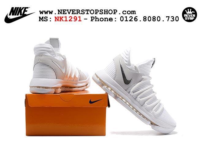 Giày bóng rổ Nike Zoom KD 10 super fake replica hàng đẹp chất lượng cao giá rẻ nhất HCM