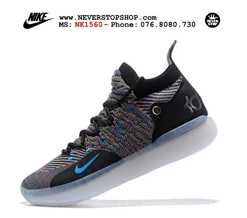 Giày bóng rổ Nike KD 11 hàng đẹp replica super fake giá rẻ HCM
