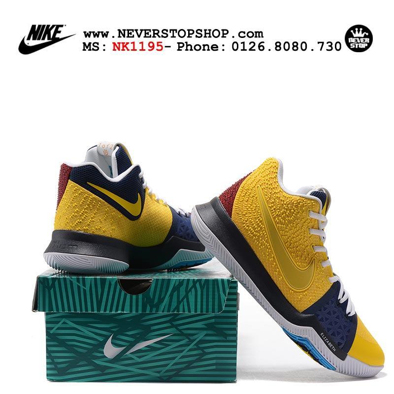 Giày bóng rổ Nike Kyrie 3 sfake replica hàng đẹp chất lượng cao giá rẻ nhất HCM