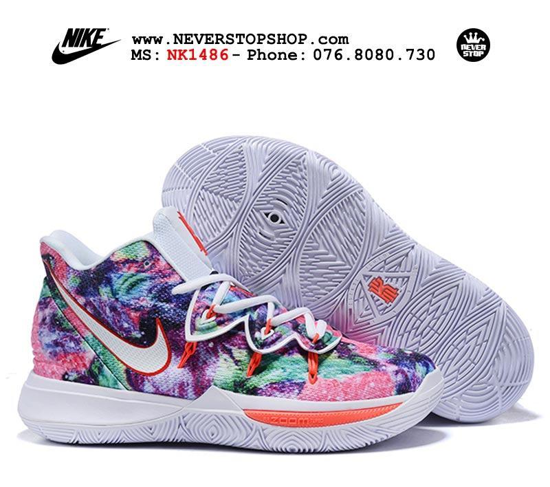 Giày bóng rổ Nike Kyrie 5 replica sfake real vnxk cao giá rẻ nhất HCM