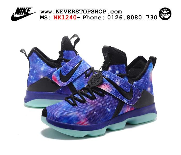 Giày bóng rổ Nike Lebron 14 sfake replica hàng đẹp chất lượng cao giá rẻ nhất HCM