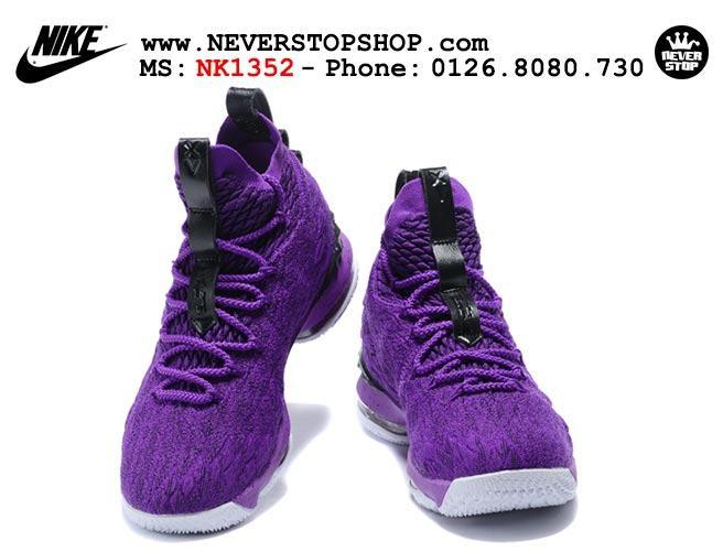 Giày bóng rổ Nike Lebron 15 sfake replica hàng đẹp chất lượng cao giá rẻ nhất HCM
