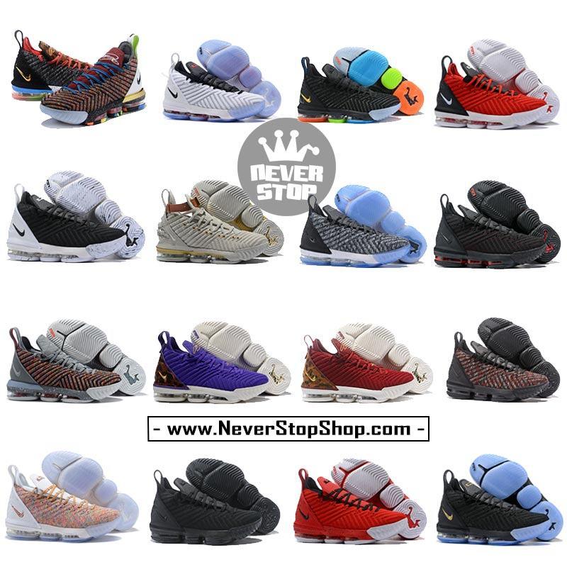 Giày Nike Lebron 16 sfake replica giá rẻ HCM