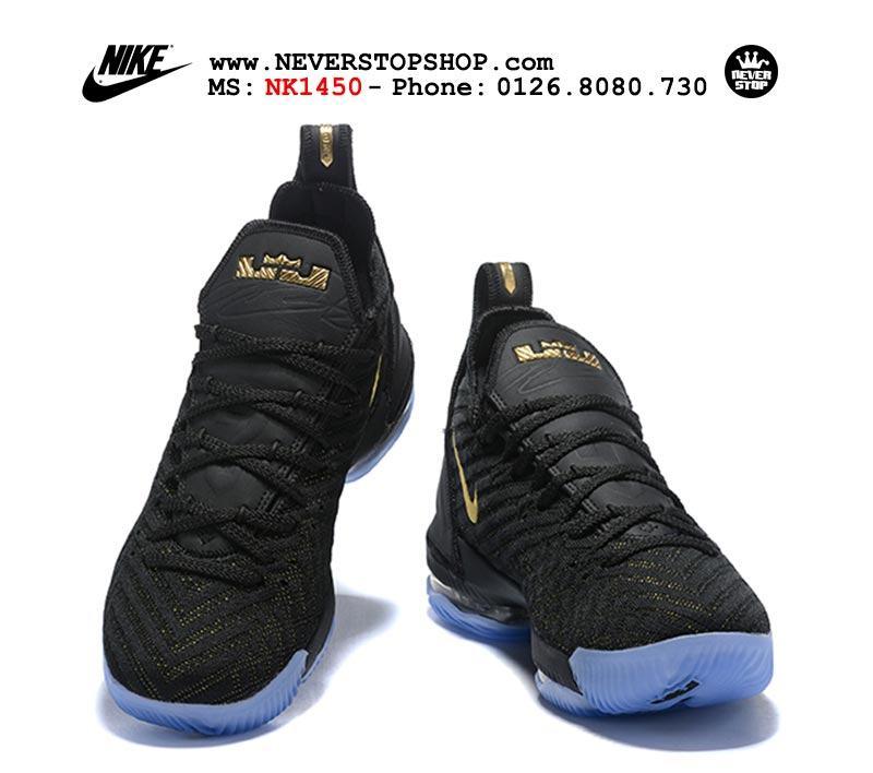 Giày bóng rổ Nike Lebron 16 replica sfake real vnxk cao giá rẻ nhất HCM