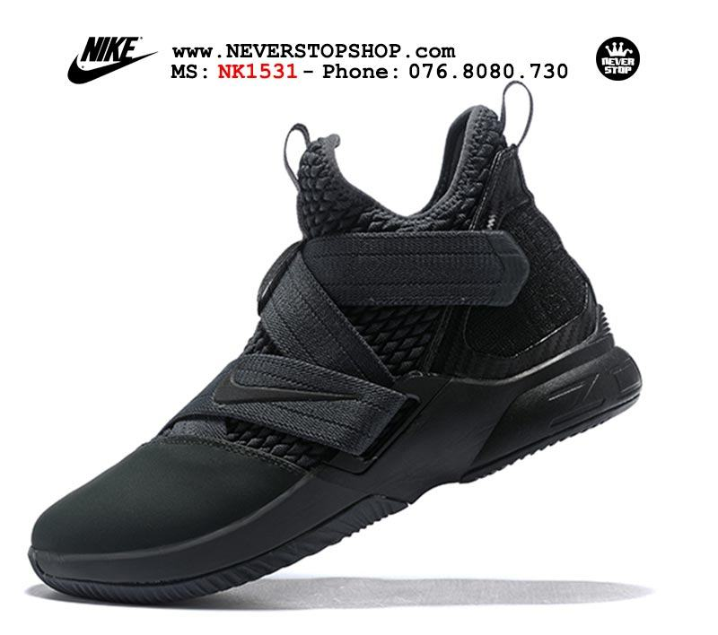 Giày Nike Lebron Soldier 12 chuyên bóng rổ, hàng đẹp replica super fake giá rẻ HCM