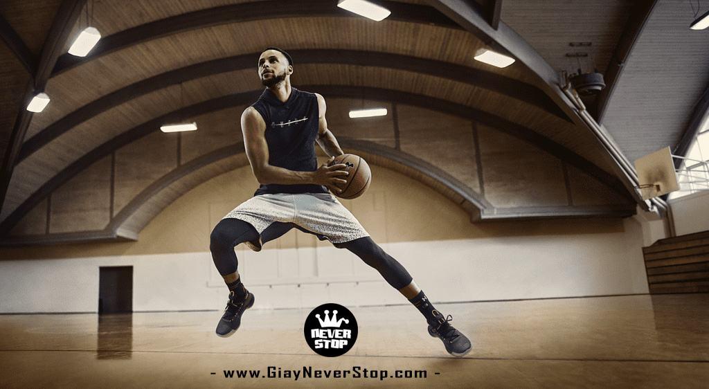 Giày bóng rổ Under Armour Curry 6 sfake replica giá rẻ tốt HCM