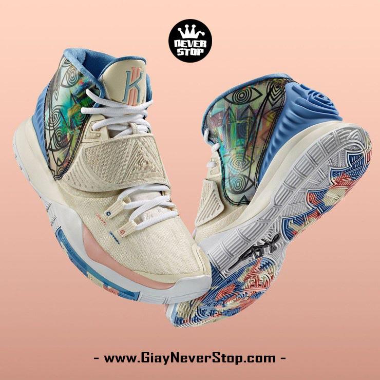 Giày bóng rổ Kyrie 6 Los Angele