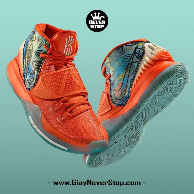 Giày bóng rổ Kyrie 6 Manila
