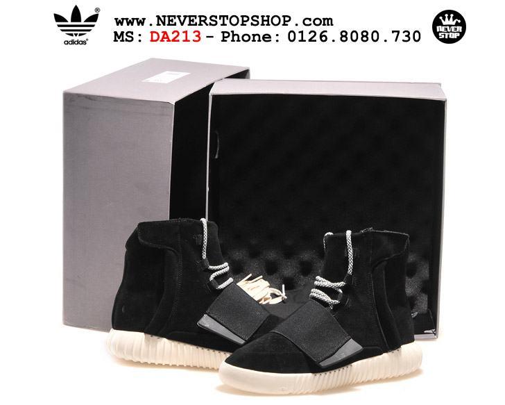 Giày Kanye West x Adidas Yeezy Boost 750 Black