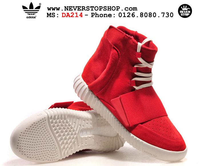 Giày Kanye West x Adidas Yeezy Boost 750 Red