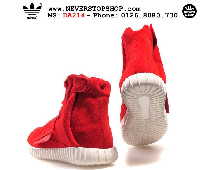 Giày Kanye West x Adidas Yeezy Boost 750 Red