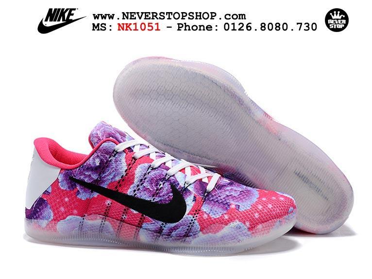 Giày nam bóng rổ Nike Kobe 11 XI hàng cao cấp giá rẻ tốt nhất