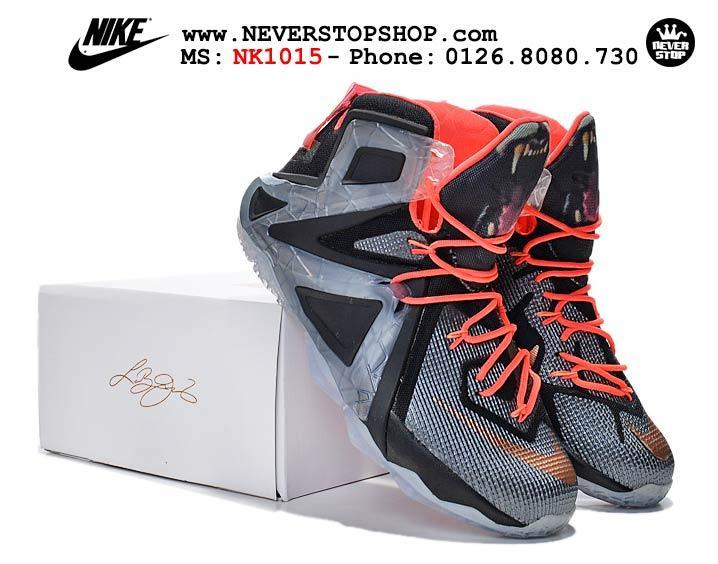 Giày bóng rổ Nike Lebron 12 Elite Rose Gold hàng đẹp giá rẻ nhất thị trường