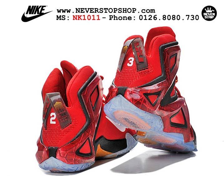 Giày bóng rổ Nike Lebron 12 Elite Team Red hàng đẹp giá rẻ nhất thị trường