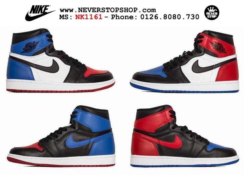 Giày thể thao Nike Jordan 1 Top Three sfake replica giá rẻ chất lượng cao HCM