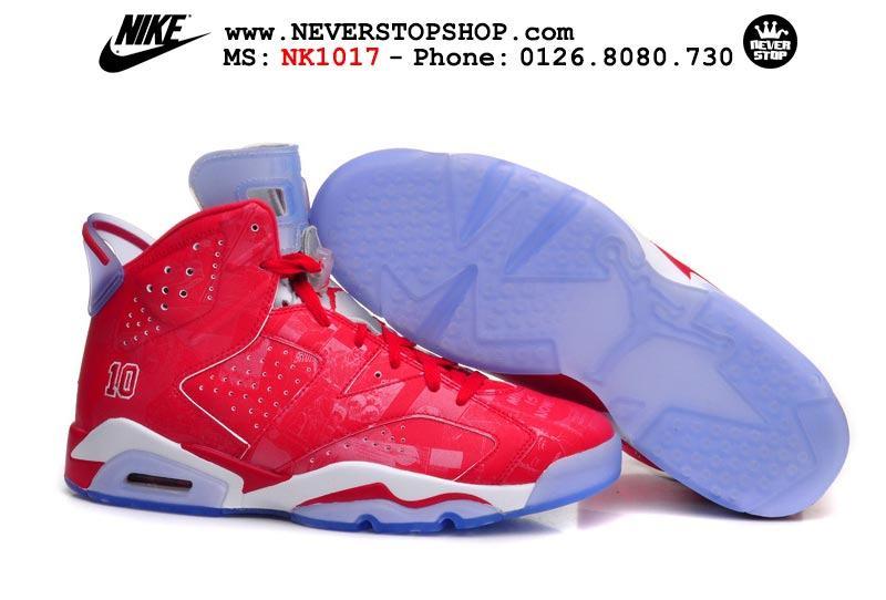 Giày bóng rổ Nike Jordan 6 Slam Dunk hàng cao cấp giá tốt nhất 2015