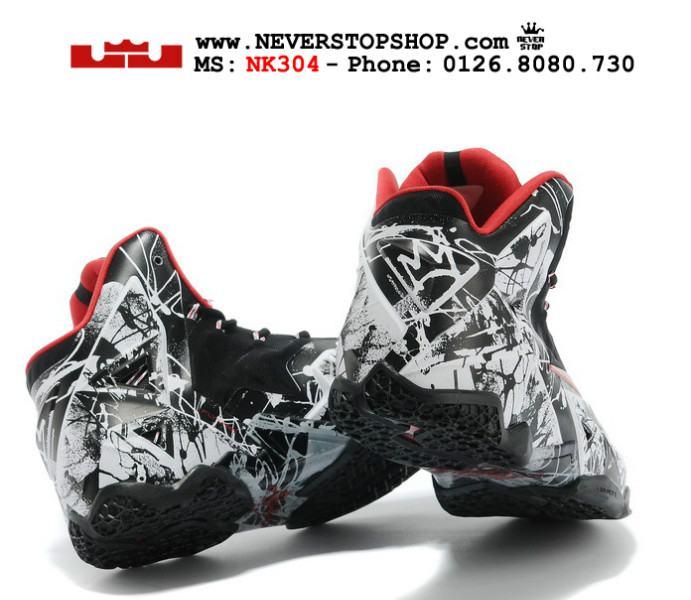 Giày bóng rổ Nike Lebron 11 super fake chất lượng cao giá tốt HCM