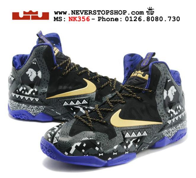 Giày bóng rổ nam Nike Lebron 11 giá rẻ HCM