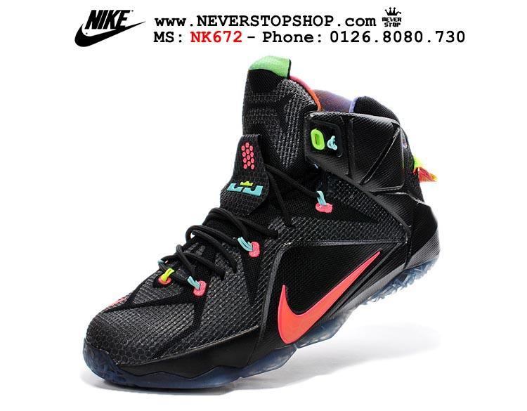 Giày bóng rổ Nike Lebron 12 chất lượng cao giá tốt HCM