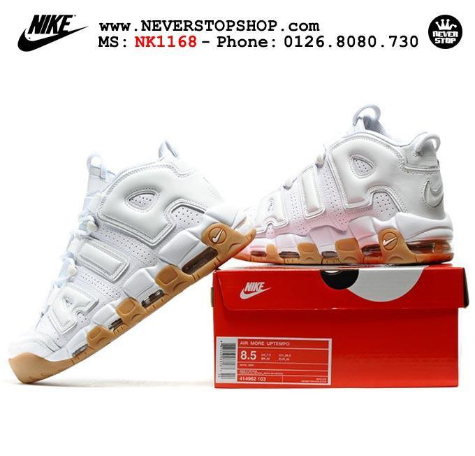 Giày Nike Air More Uptempo sfake replica hàng đẹp giá rẻ tốt nhất HCM 2017